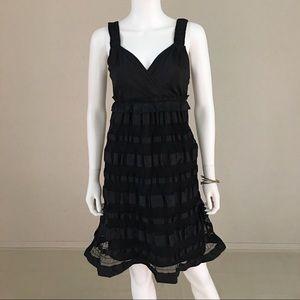 MOSCHINO Silk Blend Babydoll Cocktail Dress 💫